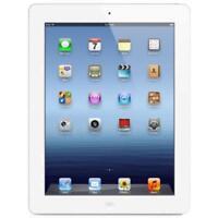"Apple iPad 4th Generation 16 GB A1458 - 9.7"" Retina Display Wi-Fi White iPad 4"