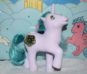 Vintage* My Little Pony G1 Princess Sparkle