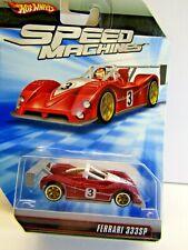 Mattel Hotwheels Speed Machines 2009 Release Ferrari Fiorano 599 GTB # T44180720