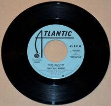 Jean-Luc Ponty New Country  Stereo/Mono 1976 Promo Single VG++ Vinyl Rare