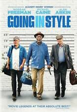 GOING IN STYLE NEW DVD