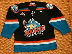 Kelowna Rockets, WHL, Hockey Jersey by Nike, Size 54