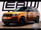 2019 Land Rover Range Rover V8 Supercharged SWB 2019 Land Rover Range Rover V8 Supercharged SWB 22337 Miles Orange SUV 5.0L V8 S