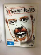 Extreme Rules 2010 WWE DVD Region 4