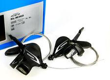 Shimano Acera SL-M360 3 x 8 Speed MTB Bike RapidFire Plus Trigger Shifters NEW
