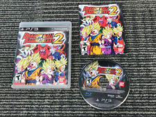 DBZ Dragon Ball: Raging Blast 2  Sony PlayStation 3 PS3 COMPLETE CIB W/ Manual