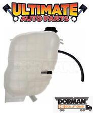 (Dual Ports) Radiator Coolant Overflow Bottle Tank for 06-16 International