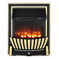 Beldray Eh2352 Almada Premium Inset and Standing Electric Fire 2000 W Bra