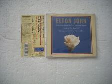 ELTON JOHN  / CANDLE IN THE WIND  --  JAPAN CD-SINGLE opened