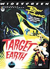 Target Earth -VCI DVD Special Edition-Region 1-OOP/Rare-Richard Denning