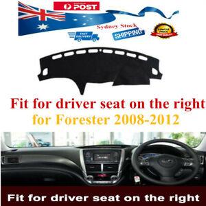 Car DashMat Sun Cover Dashboard Dash Mat For Subaru Forester 2008-2012