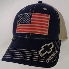 Corvette 1997-2004 C5 C5 Emblem and Script Hat//Cap Khaki Unconstructed
