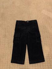 Nwt Boy's Hartstrings Corduroy Cargo Pants - Size 2T