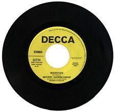 """MATTHEWS' SOUTHER COMFORT  """"WOODSTOCK (SHORT VERSION)""""  DEMO    LISTEN!"""