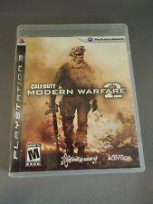 Call of Duty: Modern Warfare 2  (Sony Playstation 3, 2011)