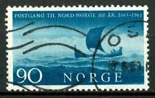 NORWAY - NORVEGIA - 1963 - 300° del primo collegamento postale tra sud e nord