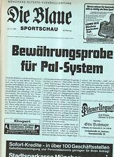 BL 82/83  FC Bayern München - VfB Stuttgart (Blaue)
