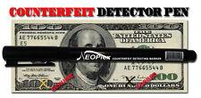 24 pk Counterfeit Money Detector Pen Marker Fake Retail Dollar Bill