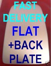 LDV 400/ CONVOY/ PILOT/ MAXUS/ SHERPA DOOR MIRROR GLASS FLAT+PLATE RIGHT OR LEFT