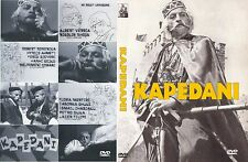 KAPEDANI - 1972 - ALBANIAN MOVIE DVD - FILM SHQIPTAR