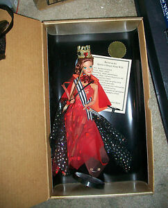 Barbie as the Queen of Hearts Goes Wild 1995 San Jose Convention 1000SUPER RARE