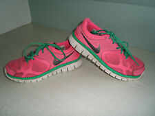 Super Turn-Schuhe Sport Schuhe Sneakers NIKE Gr.38 neon pink