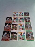 *****Tim Fortugno*****  Lot of 31 cards.....8 DIFFERENT