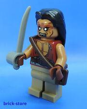 LEGO PIRATES DES CARAÏBES / Figurine ZOMBIE Yeoman