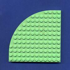 Lego--6162--Ecke rund --Grün/MDGreen--12 x 12--Belville--Ersatzteil-5890