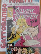 Silver Surfer N.1 imbustato - Marvel Play Press Qs. Edicola