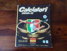 MANCOLISTA FIGURINE CALCIATORI PANINI 2010/11 2011 EDICOLA costo 15 cent
