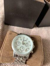 Michael Kors 5020 Silver Watch