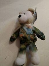 Thomas Kinkade Bean Bag Bear A Quiet Evening 2003 Gallery Treasures #002