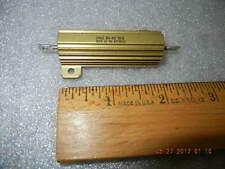Dale RH-50 500 Ohm 50 Watt Resistors 1%, New