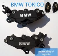 BMW R1200R PINZE FRENO TOKICO CON PASTIGLIE FRENO BRAKES CALIPERS WITH PADS