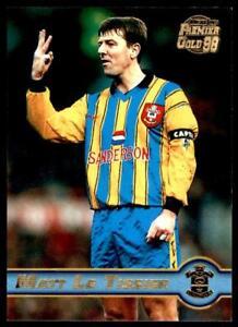 Merlin Premier Gold 1997-1998 - Southampton Matt Le Tissier #126