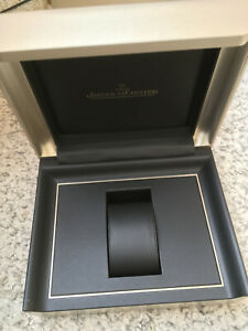 JAEGER LE COULTRE BRAND NEW GENUINE INNER AND OUTER BOXES FOR JLC REVERSO