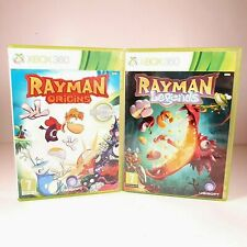 Rayman Legends & Rayman Origins - 2 Games Bundle (Xbox 360, PAL)