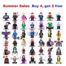 NEW  Minifigures Super Hero Toy Mini Figures Lego [CHOOSE] | HK SELLER!