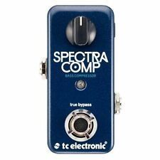 TC Electronic Spectra Comp SpectraComp Bass Compression Effect Pedal