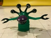 rubber toy mini monster creature dragon beast fingertopper d&d ad&d alien baddie