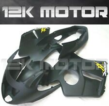 HONDA CBR1100XX 1100 BLACKBIRD 1997-2007 Fairing Set Fairing Kit Matt Black 9