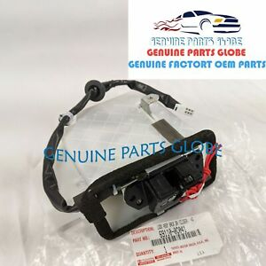 GENUINE OEM TOYOTA 08-20 SEQUOIA REAR BACK DOOR LOCK WITH POWER LOCK 69110-0C041