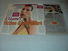 I149 DIAM'S ANNIE LEMOINE '2007 FRENCH CLIPPING