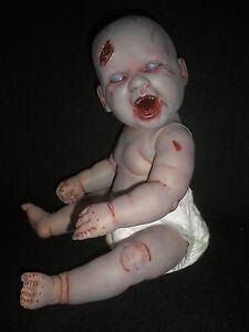 HORROR DOLL/CUSTOMORDER ZOMBIE BABY
