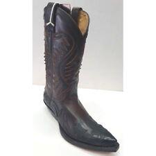 Stivali originali Sendra Boots texani camperos cowboy Biker uomo donna  bordo  43 3236d08a3b1
