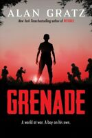 Grenade, Hardcover by Gratz, Alan, Brand New, Free shipping in the US