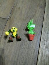 Plant Vs Zombies two Collector Items