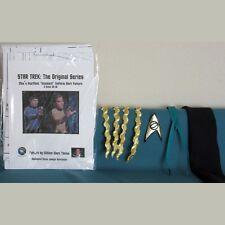 Star Trek Original Series 3rd Season Shirt Kit, Accurate Double Knit Spock