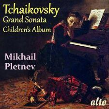 Tchaikovsky - Grand Sonata In G Major & Children's Album [New CD]